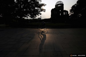 Shadows of Hiroshima and Nagasaki, by Issei