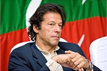 Imran Khan. Photo by Jawad Zakariya, Creative Commons via Flickr