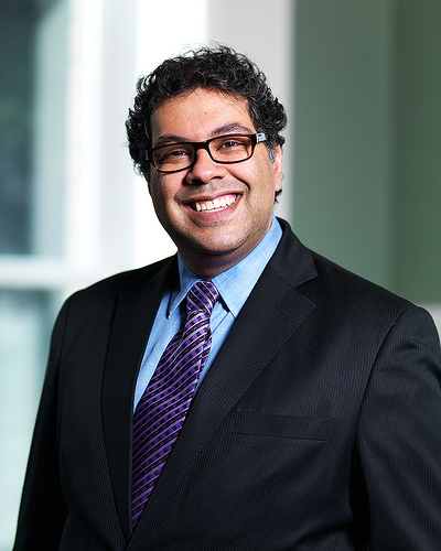 Naheed Nenshi, mayor of Calgary, Alberta, was awarded first place Feb. 3 in the 2014 World Mayor Prize