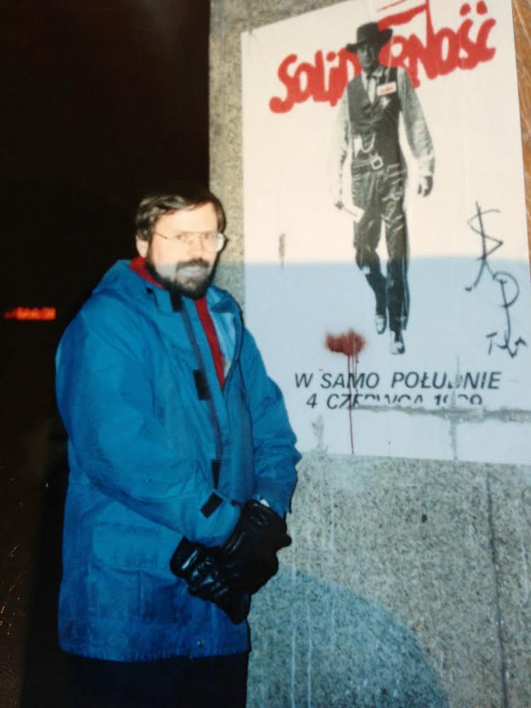 Rod Mickleburgh, 1989