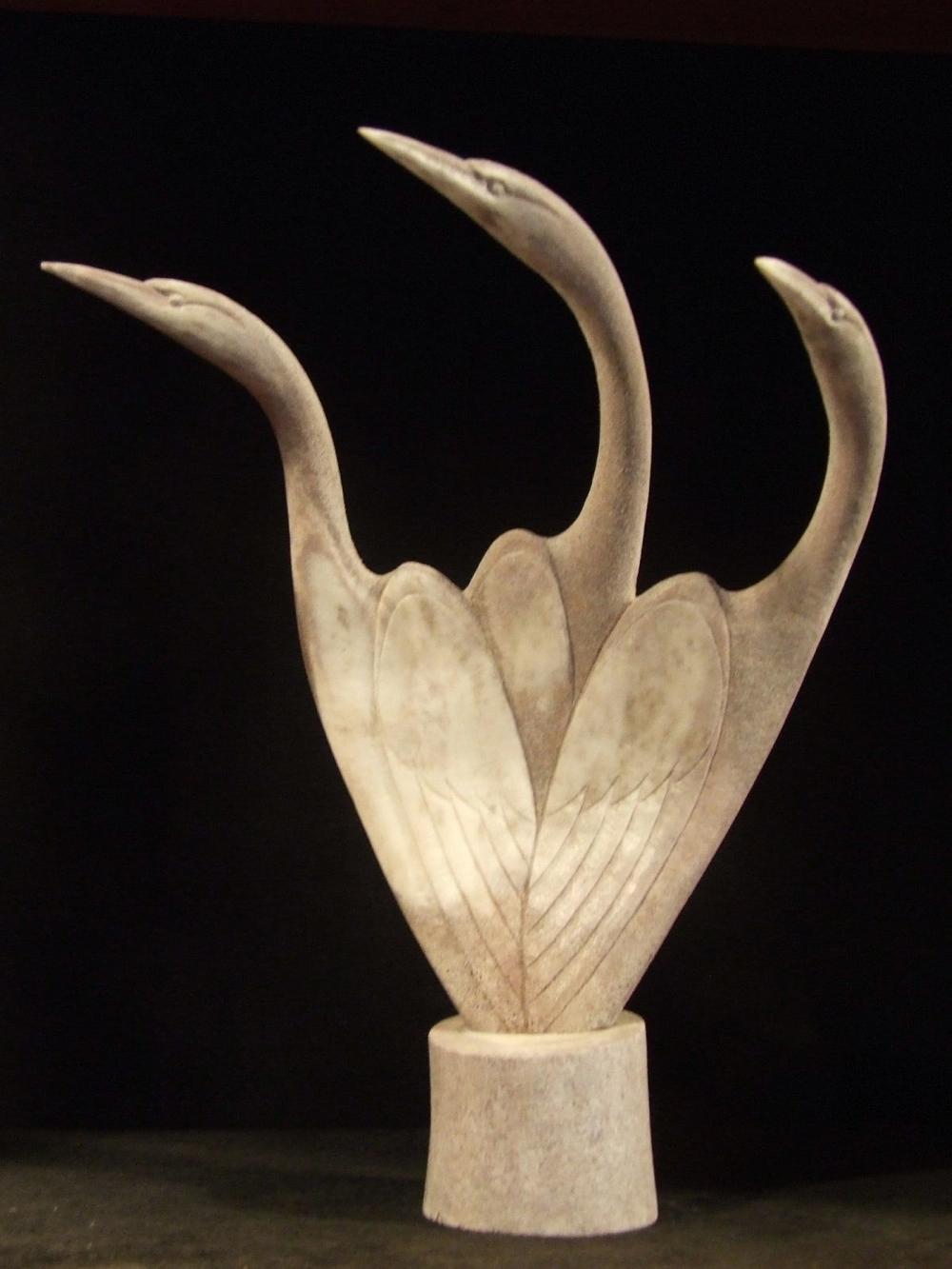Art Antler swans F&O