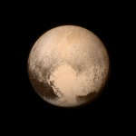 After a decade-long journey through our solar system, our New Horizons spacecraft made its closest approach to Pluto today, about 7,750 miles above the surface -- roughly the same distance from New York to Mumbai, India - making it the first-ever space mission to explore a world so far from Earth