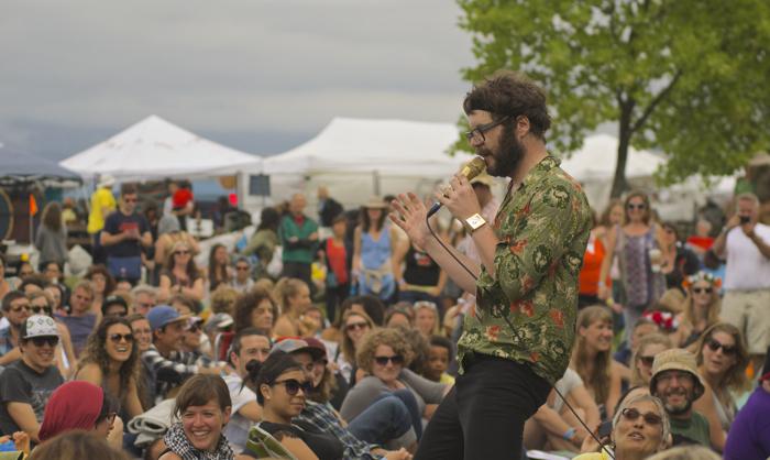 F&O Folk Fest Henry Wagons - Gavin Kennedy