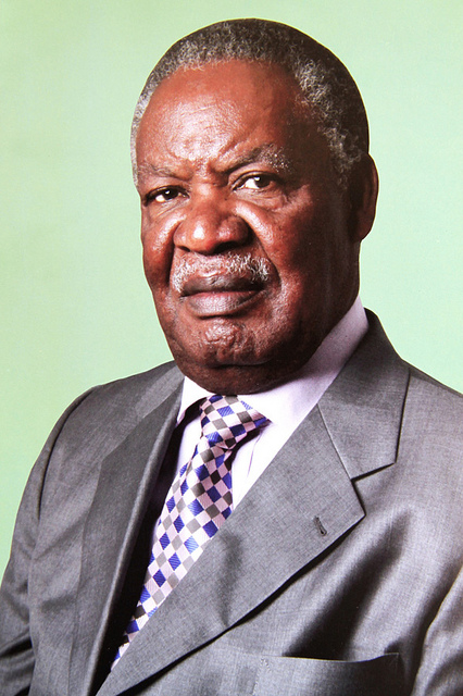 Zambian leader Michael Sata. Photo courtesy of the Commonwealth Secretariat