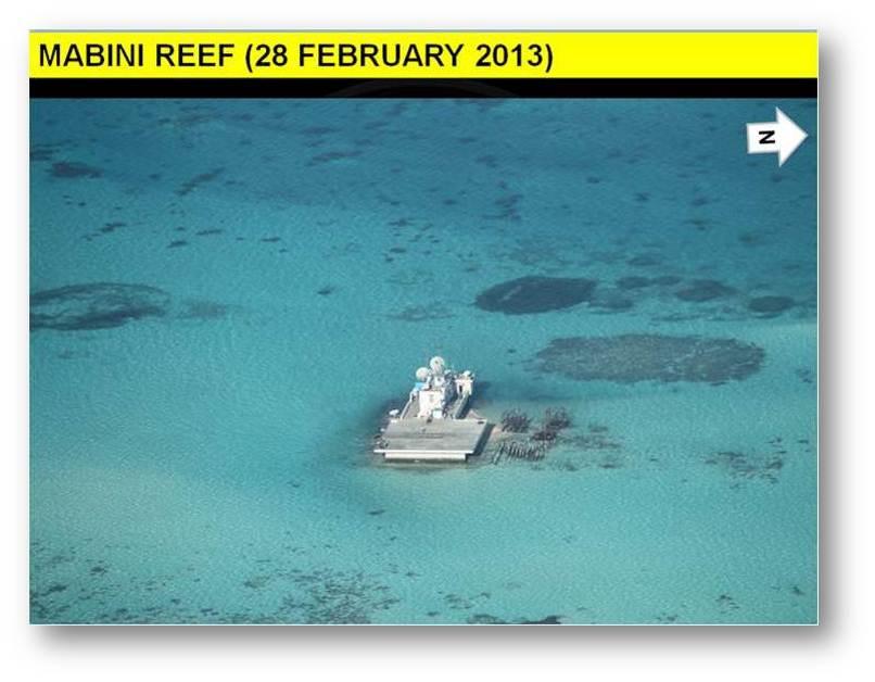 Mabini Reef 2013