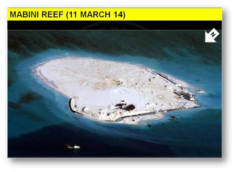 Mabini Reef 2014