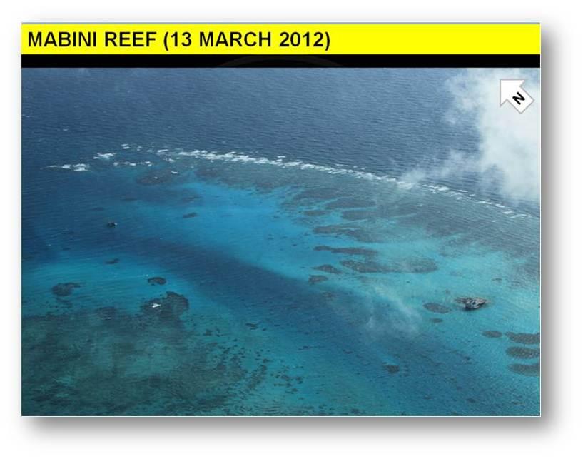 mabini reef