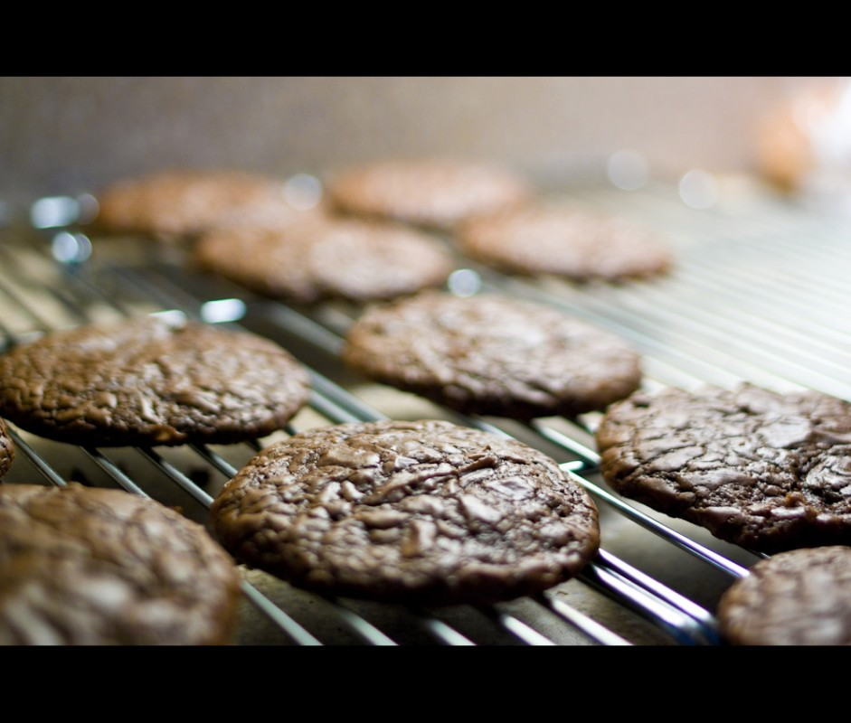 Brownie Cookies photo by Robert S. Donovan, creative commons