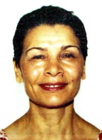 Zahra Kazemi in 2003. File photo