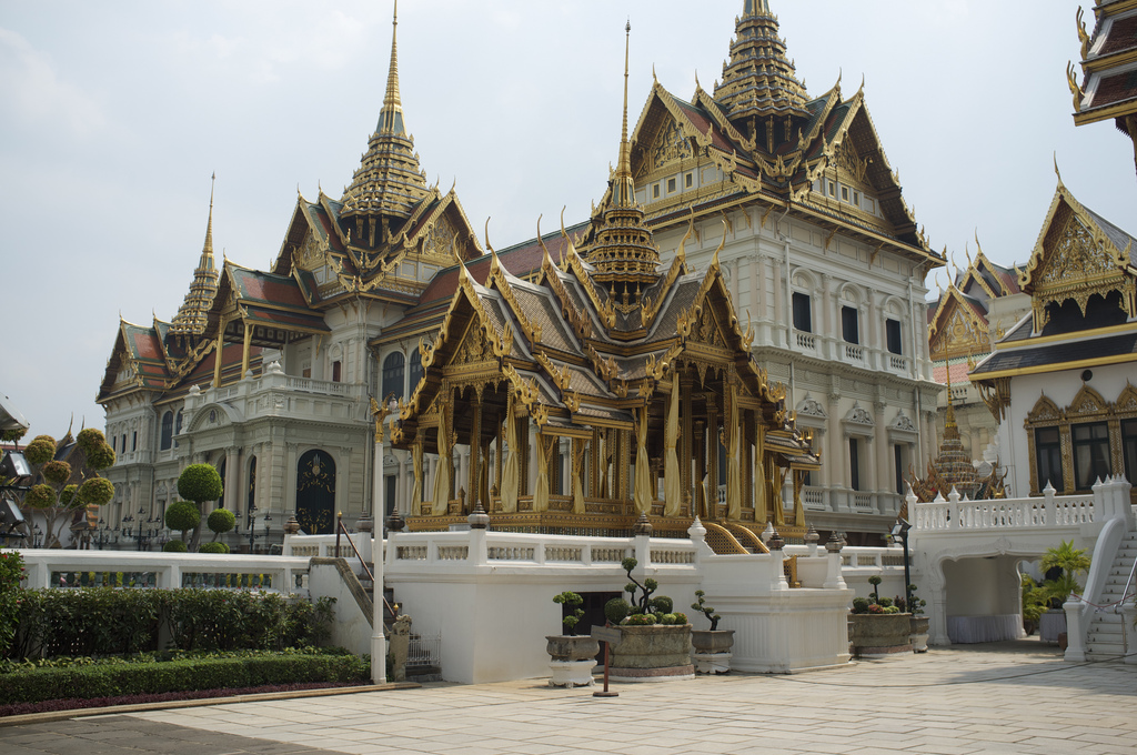 Behind the palace walls of Thailand, writes Jonathan Manthorpe, lies political intrigue that would have William Shakespeare licking his lips and sharpening his quill. Photo by Aleksandr Zykov via Flickr, Creative Commons