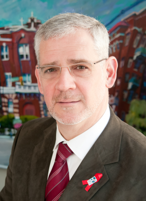 Julio Montaner. Official photo, B.C. Centre for Excellence in HIV/AIIDS