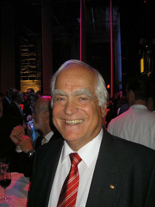"Peter Eigen, one of 10 founders of Transparency International. Photo by ""Gryffindor"" via Wikipedia, Creative Commons"