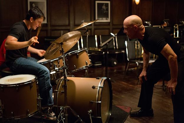 Whiplash movie, publicity photo via Facebook