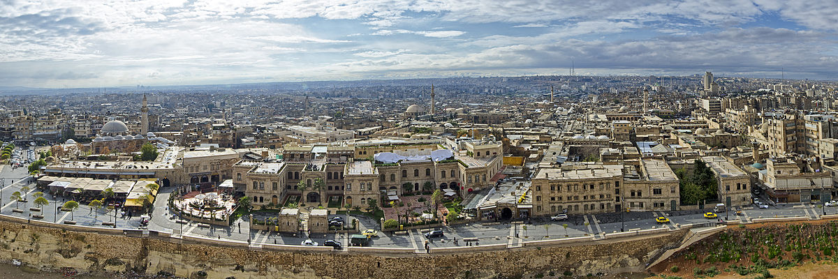 The old city of Aleppo, Syria. Photo by Craig Jenkins via Flickr, Creative Commons