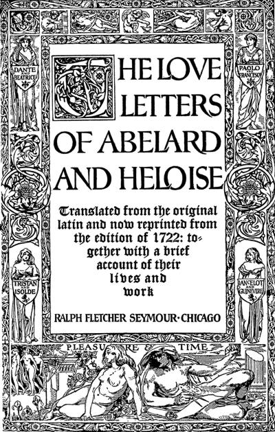 Few missives can compare with the letters exchanged by 12th C philosopher Peter Abelard and and his lover, former student, nun and writer Héloïse d'Argenteuil.  The letters can be read for free at Project Gutenberg, here. http://www.gutenberg.org/ebooks/40227