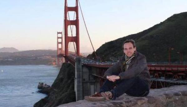 Andreas Lubitz, co-pilot of the Germanwings aircraft downed in the French Alps. Photo: Andreas Lubitz Facebook profile.