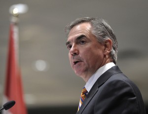 Progressive Conservative leader Jim Prentice, Incumbent premier. Photo: premier's office
