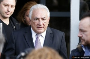 Dominique Strauss-Kahn, former head of the International Monetary Fund, was acquitted of sex crime accusations by a French court on June 12, the final chapter in a transatlantic scandal that destroyed the political ambitions of a man once tipped to become his country's president. REUTERS/Pascal Rossignol