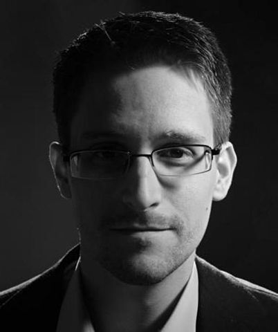 Edward-Snowden, photo provide by Freedom of the Press Foundation, Creative Commons