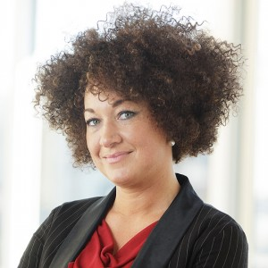 Rachel Dolezal's official photo at the Inlander, Young Kwak/The Pacific Northwest Inlander