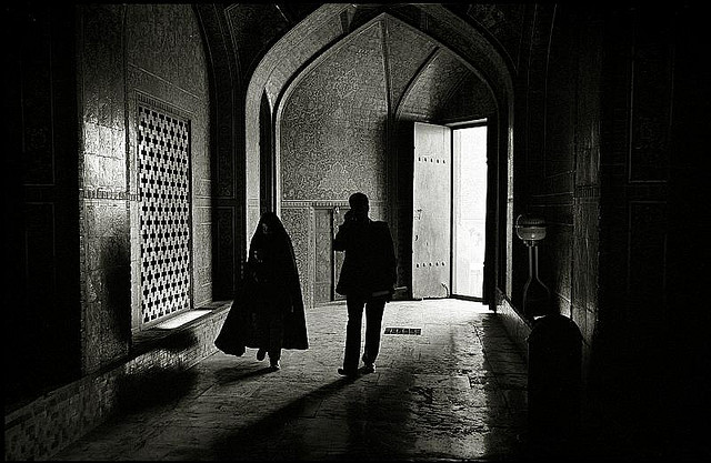 Hardline, intransigent political ideologues are preparing to sink the Iran deal, writes Jonathan Manthorpe. (Paywall) Lotf Allah Mosque in Iran. quixotic54 via Flickr, Creative Commons Lotf Allah Mosque in Iran. Photo credit quixotic54 via Flickr, Creative Commons