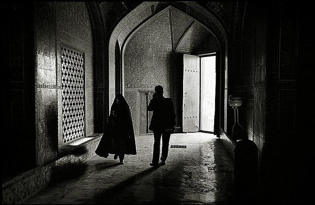 Lotf Allah Mosque in Iran. Photo credit quixotic54 via Flickr, Creative Commons