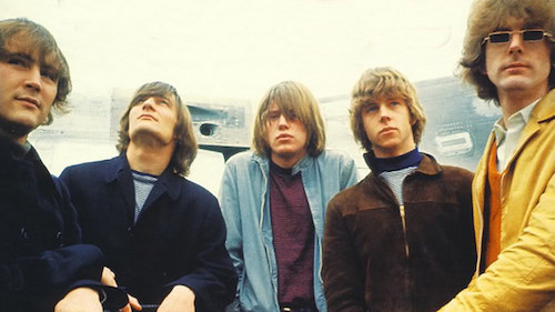 The Byrds in 1965. Sony Music Entertainment