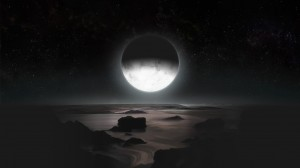 New Horizons will capture night images from Pluto by the reflected light of its moon Charon. NASA