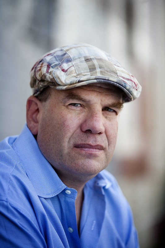 David Simon. Photo courtesy of the John D. and Catherine T. MacArthur Foundation.