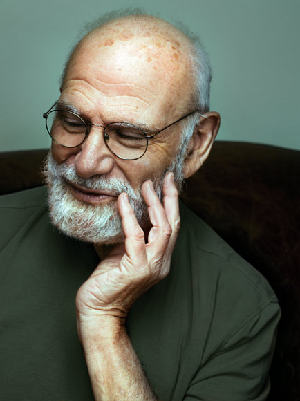 Oliver Sacks. Maria Popova, Creative Commons