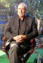 Wes Craven in 2010. Photo by Bob Bekian Creative Commons