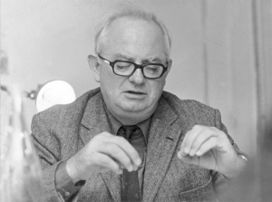 Wilfred Burchett. Photo courtesy of George Burchett
