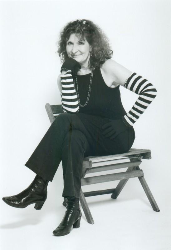 Nancy White. Publicity photo, Borealis Records