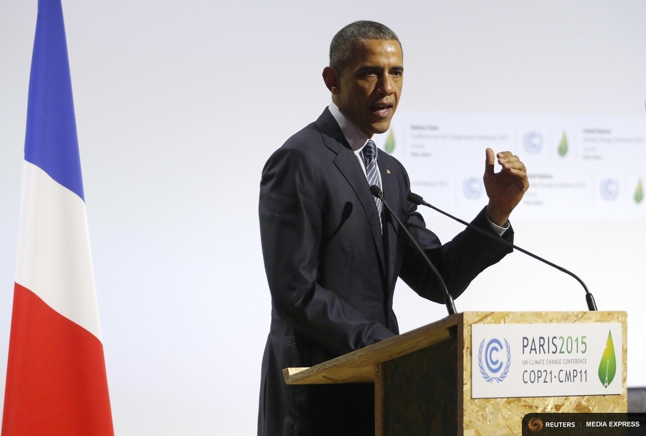 climate change speech Barack obama on food and climate change: 'we can still act and it                 wwwtheguardiancom/global-development/2017/may/26/barack-obama-food-climate-change.
