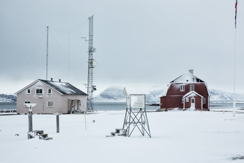 "A weather station is seen in Ny Alesund, one of the most northerly settlements in the world, a base for international scientists, Svalbard October 17, 2015. A Norwegian chain of islands just 1,200 km (750 miles) from the North Pole is trying to promote new technologies, tourism and scientific research in a shift from high-polluting coal mining that has been a backbone of the remote economy for decades. Norway suspended most coal mining on the Svalbard archipelago last year because of the high costs, and is looking for alternative jobs for about 2,200 inhabitants on islands where polar bears roam. Part of the answer may be to boost science: in Ny-Alesund, the world's most northerly permanent non-military settlement, scientists from 11 nations including Norway, Germany, France, Britain, India and South Korea study issues such as climate change. The presence of Norway, a NATO member, also gives the alliance a strategic foothold in the far north, of increasing importance after neighbouring Russia annexed Ukraine's Crimea region in 2014.    REUTERS/Anna FilipovaPICTURE 07 OF 19 - SEARCH ""SVALBARD FILIPOVA"" FOR ALL IMAGES"