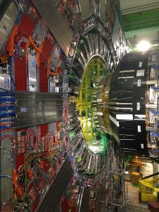 Inside the Large Hadron Collider. Tighef/Wikimedia/CC BY-SA 3.0
