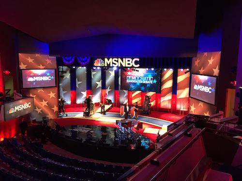 Photo: MSNBC Facebook page