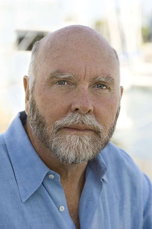 Craig Venter, in 2007. Wikimedia/Creative Commons