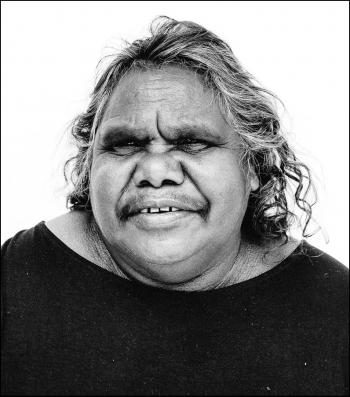 Ngangkari healer Josephine Watjari Mick © David Maurice Smith/Oculi