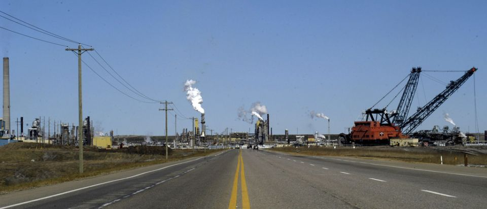 Canada's Oil Sands capital of Fort McMurray, Alberta Photo by Greg Locke, Copyright 2007