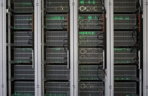 Bitcoin mining computers are pictured in Bitfury's mining farm near Keflavik, Iceland, June 7, 2016. REUTERS/Jemima Kelly