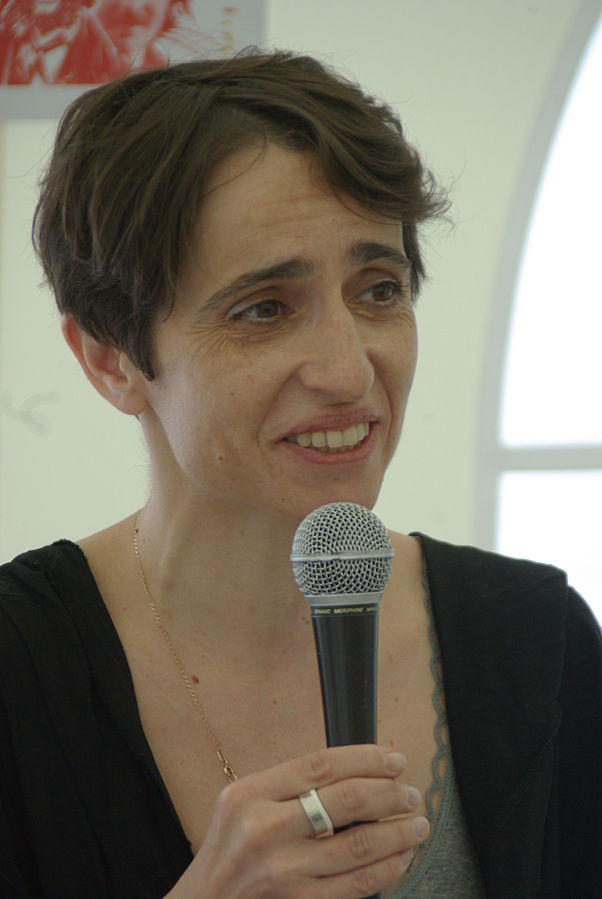 """What Hillary Clinton should have said, wrote Masha Gessen, was """"We have lost. We have lost, and this is the last day of my political career, so I will say what must be said. We are standing at the edge of the abyss. Our political system, our society, our country itself are in greater danger than at any time in the last century and a half. The president-elect has made his intentions clear, and it would be immoral to pretend otherwise. We must band together right now to defend the laws, the institutions, and the ideals on which our country is based."""" Photo of Masha Gessen by Rodrigo Fernandez"""