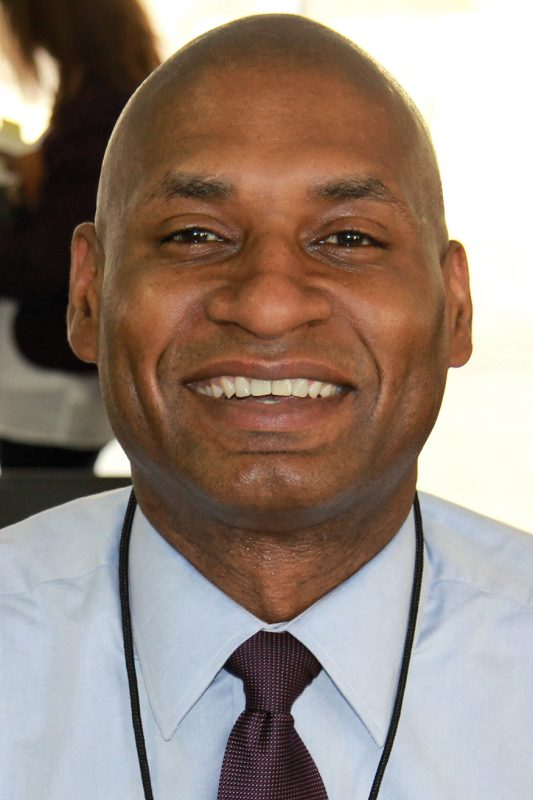 Above Charles M Blow. Photo by Larry D. Moore, Creative Commons/Wikipedia