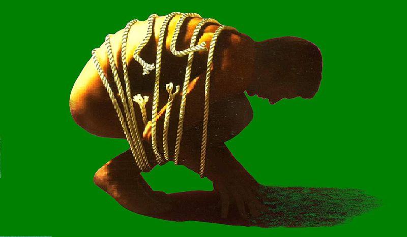 Pain. Artist: Harrygouvas, via Greek Wikipedia. Creative Commons