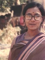 Anuradha Ghandy. BBC photo via Wikipedia, Fair use