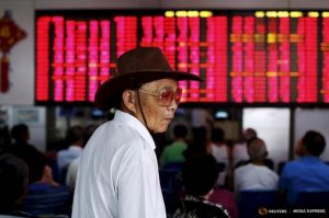 Wider Image: Playing The Market - China's Small Investors