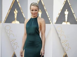 Rachel McAdams, nominated for Best Supporting Actress for her role in